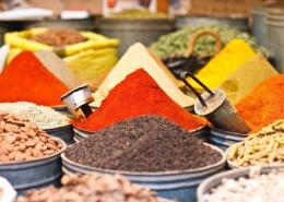 Cuisine et saveurs marocaines