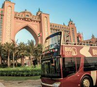 Big Bus Hop-on Hop-Off Dubai Tour