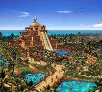 Parc aquatique Atlantis Aquaventure Dubaï