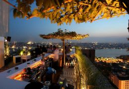 Istanbul : The Marmara Pera 4 Etoiles