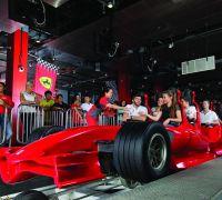 Ticket d'entrée au parc à thème Ferrari World d'Abu Dhabi