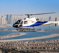 Tour en hélicoptère Dubaï