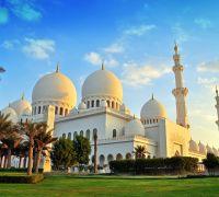 Tour à Abu Dhabi