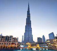 Burj Khalifa 124ème étage avec transfert aller-retour partagé
