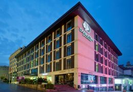 Istanbul : HotelDoubleTree by Hilton Old Town 5 Etoiles