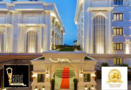 Istanbul : Hotel SuraHagia Sophia 5 Etoiles