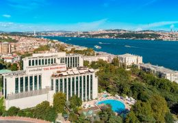 Hotel Swissotel The Bosphorus 5 Etoiles