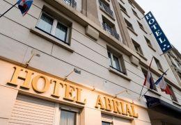 Paris:Hôtel Abrial3 Etoiles